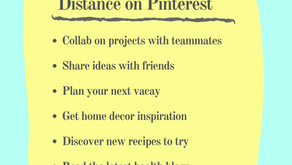 6 Fun Ways to Social Distance on Pinterest