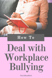 How to Deal with Workplace Bullying, office bully, handle office politics, hostile work environment