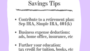 3 Business Tax Savings Tips: Essentials Listed
