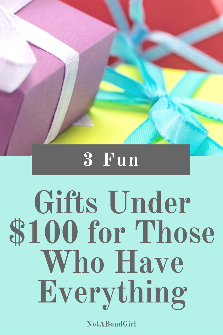 3 Unique Gift Ideas to Give Someone Who Has Everything; #mindfulness #frugal #giftideas #creativeideas #wedding #birthday #anniversary