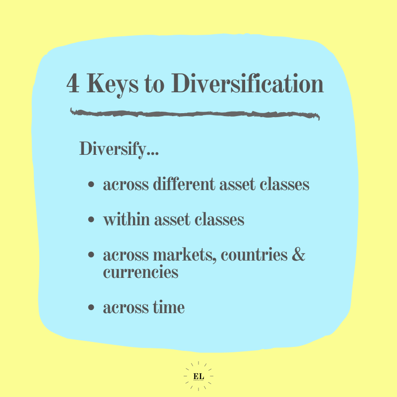 4 Keys to Diversification: Essentials Listed