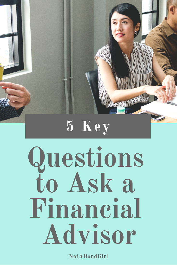How to Find a Trustworthy Financial Advisor; 5 Questions to Ask a Financial Advisor; #financialfreedom #retirement #finance #money #personalfinance #investment #girlboss #blogging #goalsetting #financialindependence #wellness #wealth #abundance #inspiration #motivation #personaldevelopment #mindfulness #moneygoals #financialliteracy #retireearly #earlyretirement