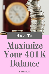 How to Grow Your 401K Faster; How to Help Your 401K Grow Faster, grow 401K balance, maximize 401k investment