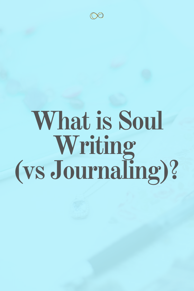 What is Soul Writing vs Journaling?  #personaldevelopment #intuition #spiritual #selfhelp