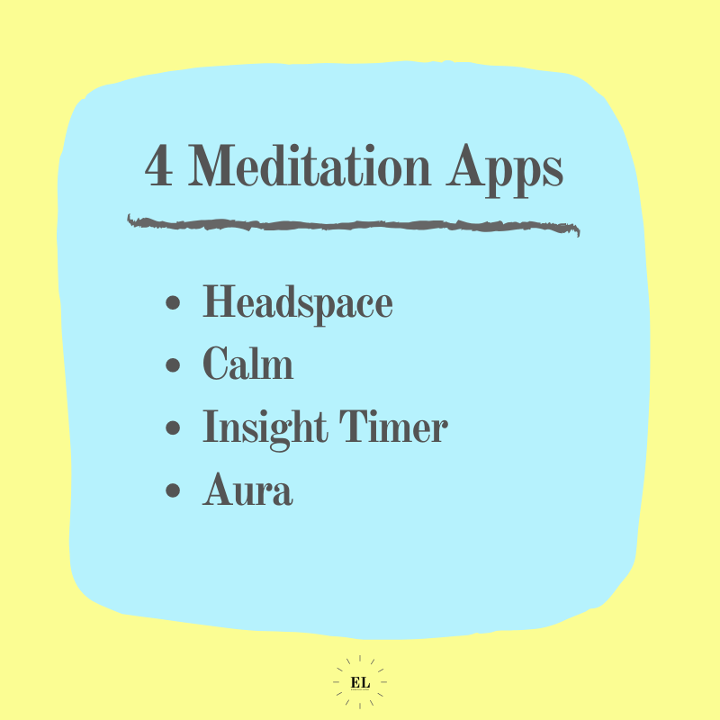 4 Meditation Apps: Essentials Listed