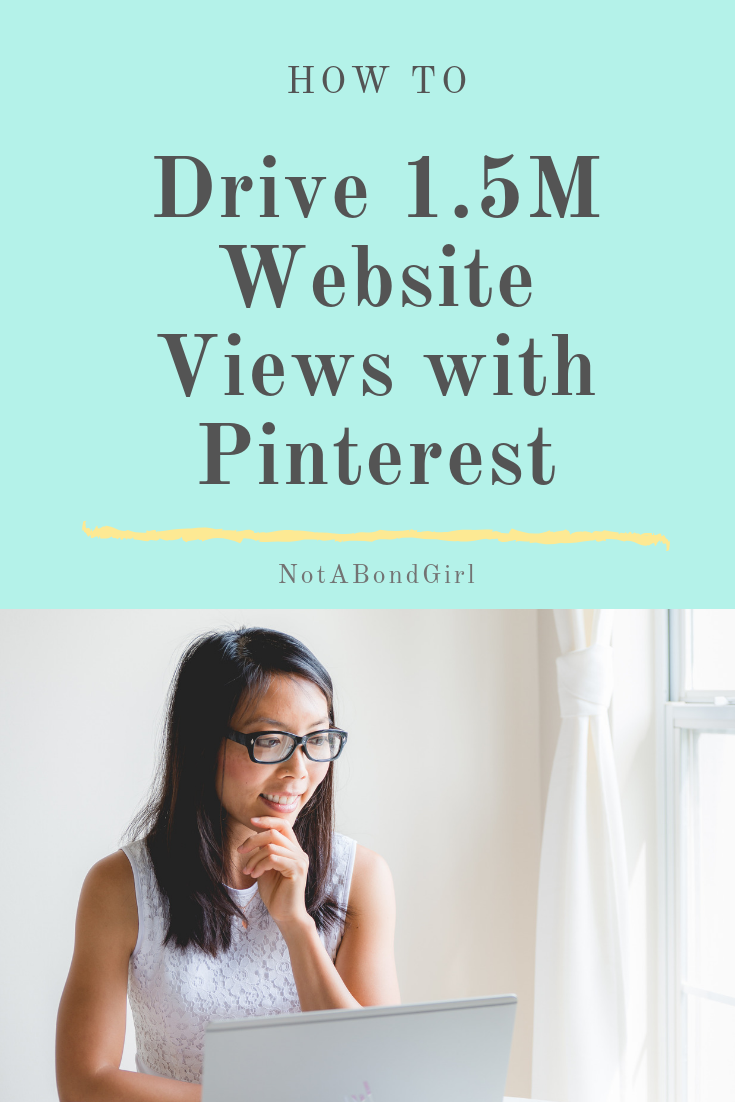 How to Drive 1.5M Website Views From Pinterest
