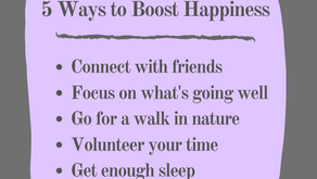 5 Ways to Boost Happiness: Essentials Listed