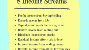 8 Different Types of Income Streams
