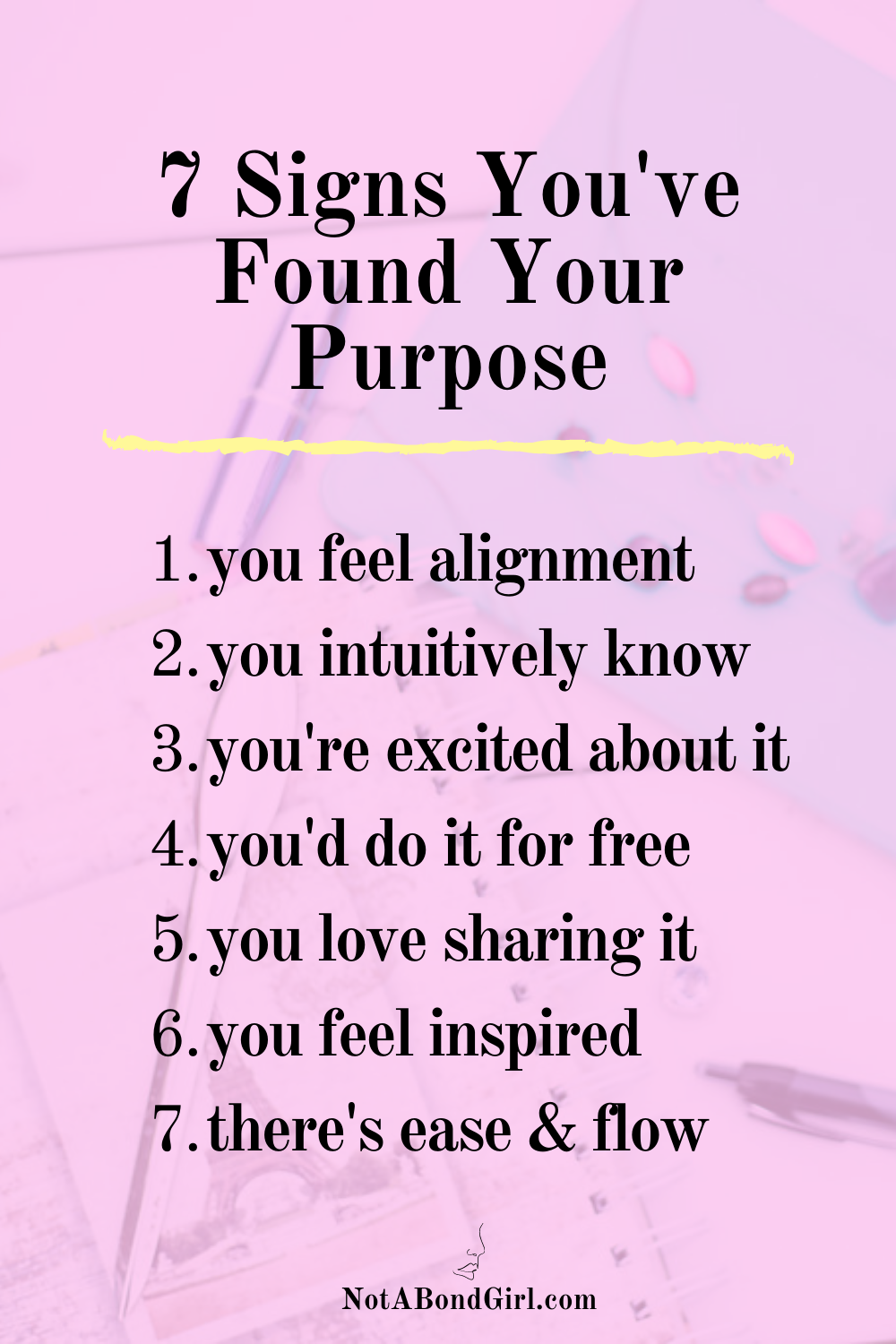 How to Align with Your Life Purpose