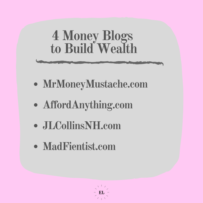 4 Money Blogs to Build Wealth: Essentials Listed