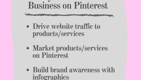 3 Ways to Build Your Business on Pinterest: Essentials Listed