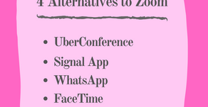 4 Alternatives to Zoom: Essentials Listed