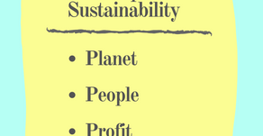 3 Principles of Sustainability: Essentials Listed