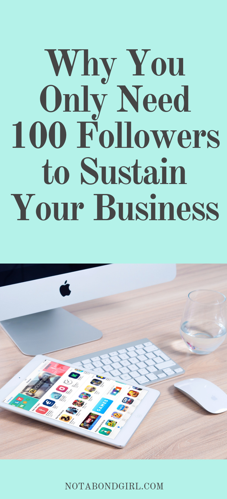 Why You Only Need 100 Genuine Followers to Be a Profitable Biz