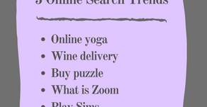5 Online Search Trends: Essentials Listed