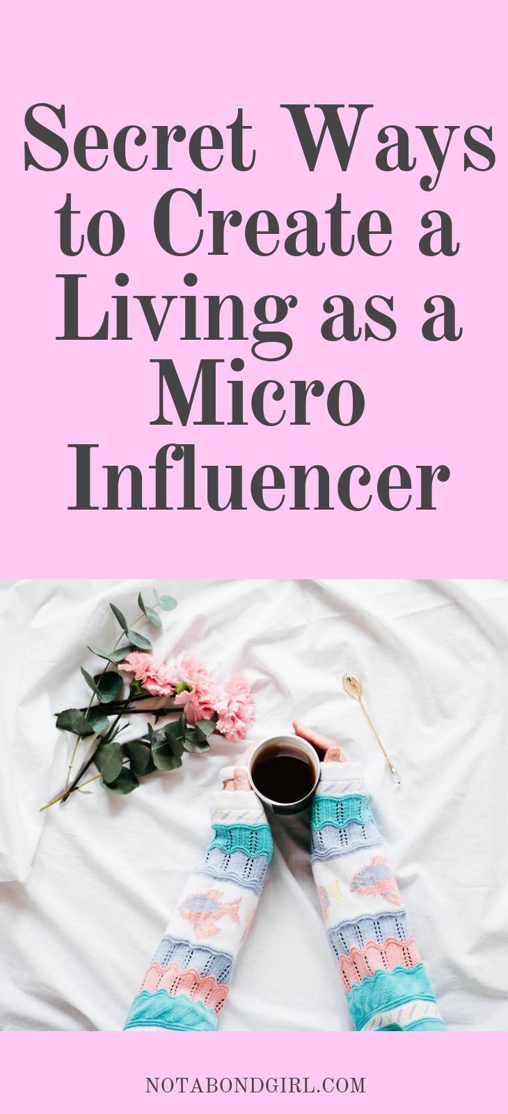 How to Make Money as a Micro-Influencer; What's a Micro-Influencer & How to Become One; Entrepreneur; Boss Babe; Business; Side Hustle #moneysaving #money #abundance #manifest #financialfreedom #personalfinance #moneytips #career #worklife #entrepreneur #blogger #onlinebusiness #girlboss #bossbabe #mindset #debtfree #personaldevelopment #entrepreneur #entrepreneurship #solopreneur #mompreneur #business #pinterest #socialmedia #digitalmarketing #seo #influencer #blog #website #marketing