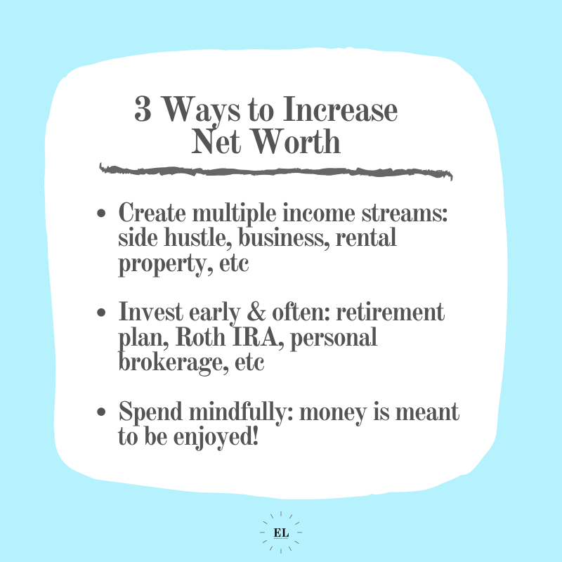 3 Ways to Increase Net Worth: Essentials Listed