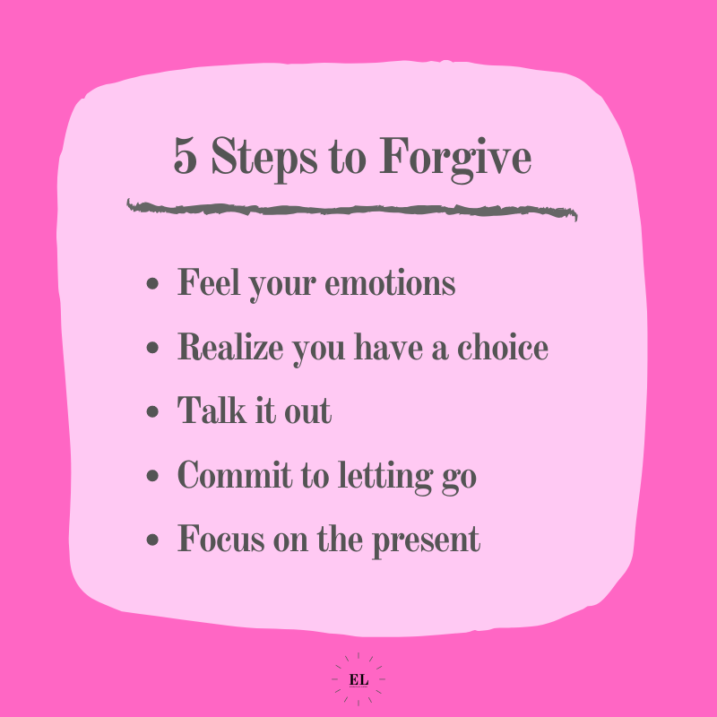 5 Steps to Forgive Someone Else & Yourself: Essentials Listed