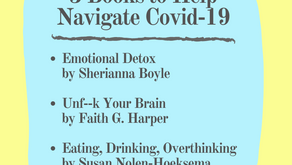 3 Books to Help Navigate Covid-19: Essentials Listed