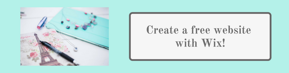 How to Create a Website in 5-Minutes; wix blog, create website on wix, how to set up blog, set up website