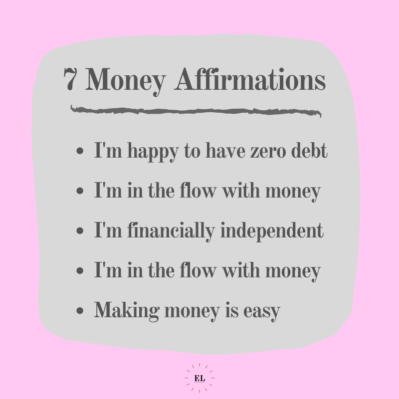 7 Money Affirmations for Financial Independence: Essentials Listed