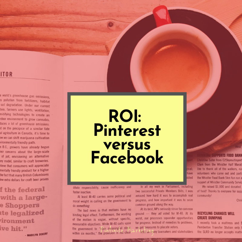 Pinterest versus Facebook Marketing: Which is Better?