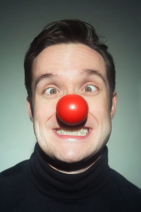 clown nose by Gio