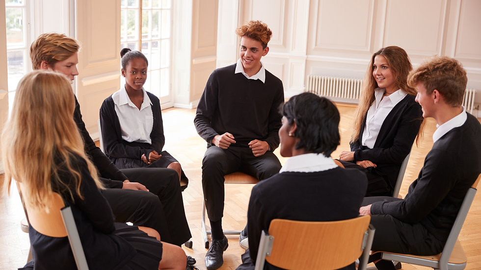 Tell Them From Me® - Secondary Student Wellbeing Survey