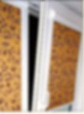 Рулонные жалюзи закрытого типа (кассетные) с плоскими направляющими UNI-1