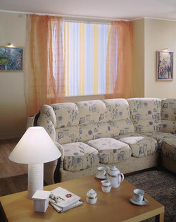 Комната с уютным уголком