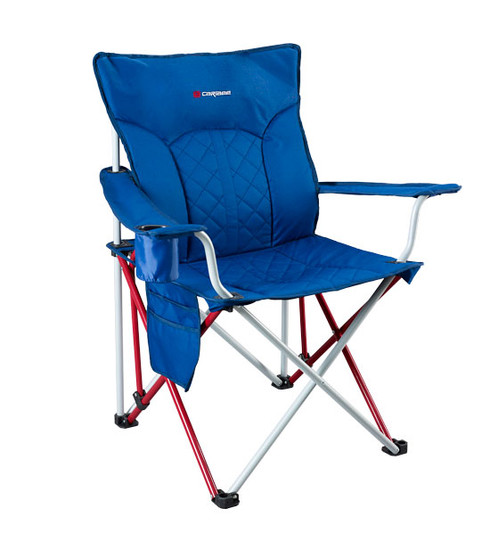 The Latest Caribee Folding Chair With Unique Curved Lumbar Support For You  Back