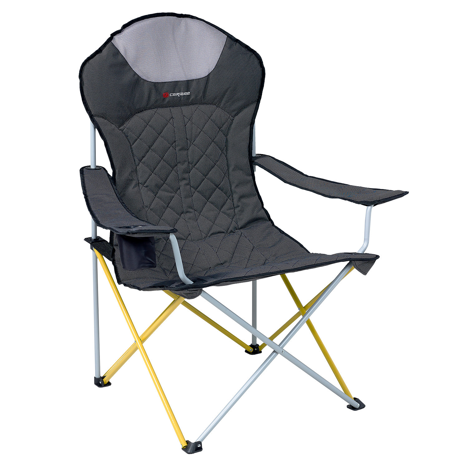 High Backed, King Size Folding Chair With 150kg Load Rating
