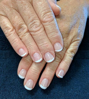 dip powder manicure