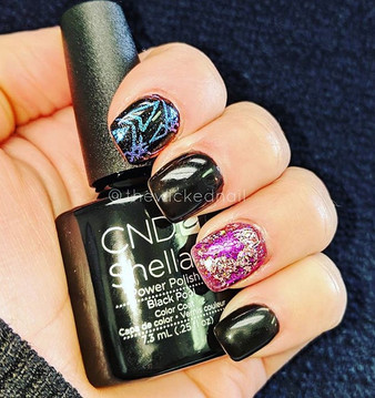 gel nails manicure