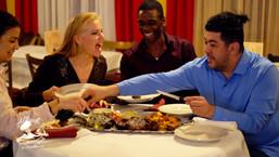 Jensuya Belly Dancing Dinner at Alfredo's