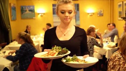 Eating in Berkeley Springs