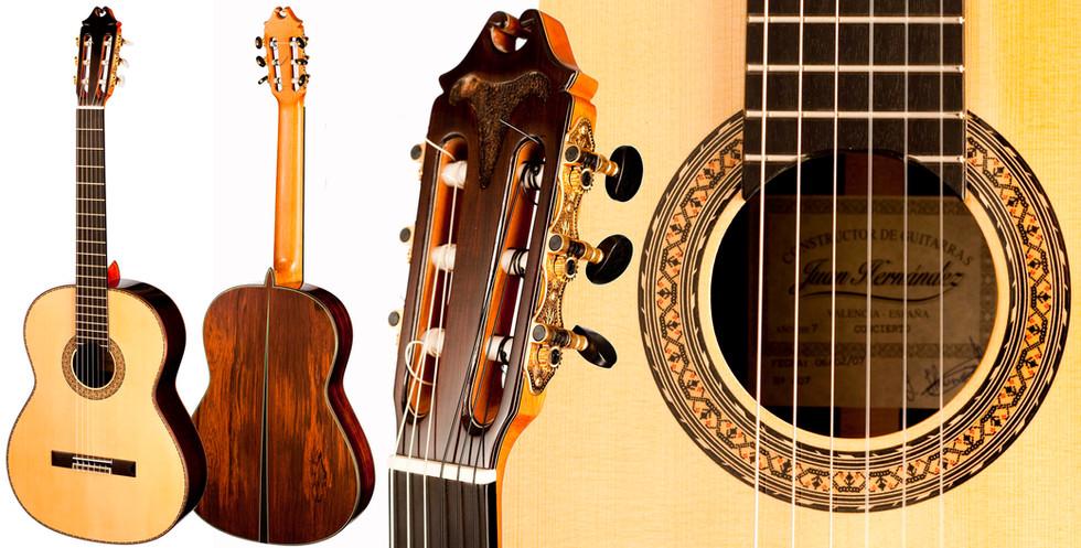 Juan Fernandez Flamenco Guitar