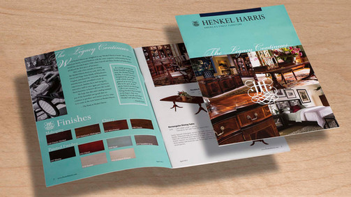 Henkel Harris Brochure