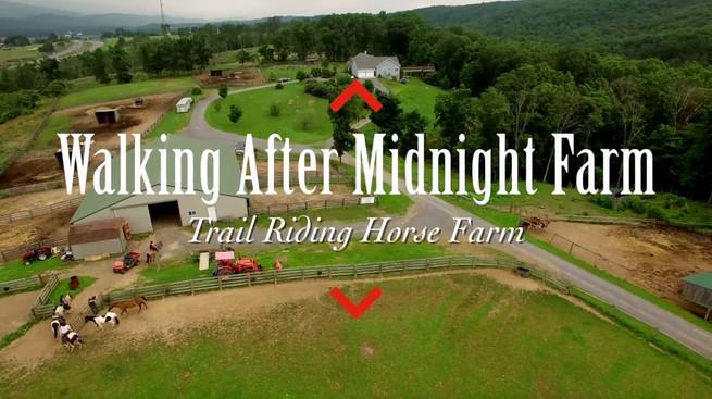Walking After Midnight Farm