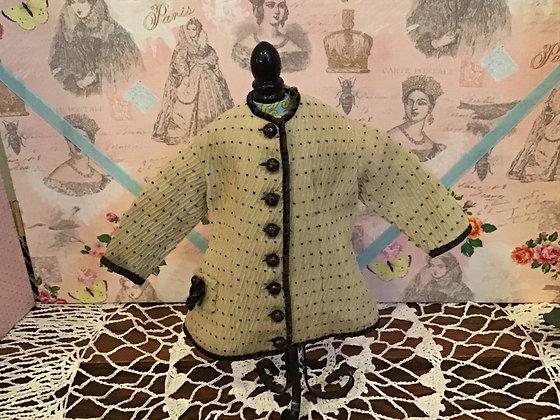 Fashion Doll Jacket