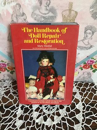 Handbook of Doll Repair and Restoration