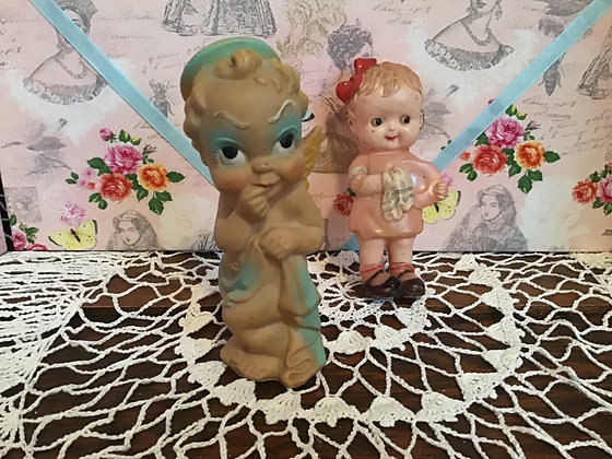 Early Rubber/Celluloid Dolls