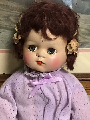 Early Ideal doll on magic skin body