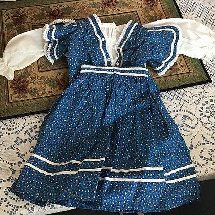 Three piece cotton ensemble