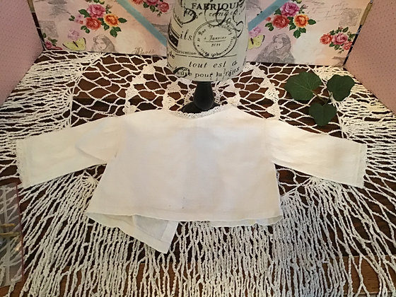 French jacket/blouse