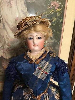 Wonderful French Fashion F.G.