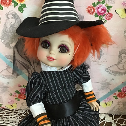 Marie Osmond Doll Frieda Fright