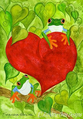 reduced Heartfelt Froggy Love Discovery