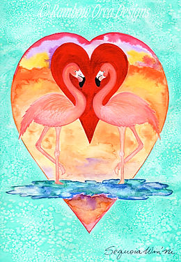 reduced Heart Felt Flamingos edit ET 275