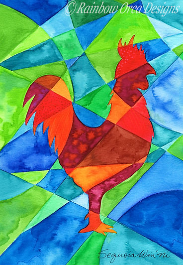 reduced Prismatic Rooster 4.5x6.5 Ratio